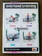 Overload Training Dvd - Linda Wooldridge - Barlates Body Blitz