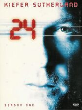 24 ~ The Complete Season One New Factory Sealed 6-Disc DVD Box Set FREE Shipping