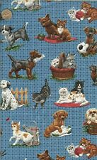 """OOP! DOGS AND CATS - CRANSTON - BTFQ - 18'X22"""""""