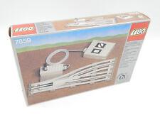 LEGO 12V Eisenbahn / 7859 - Elektrische Weiche (LINKS) + Fernbedienung - NEU/OVP