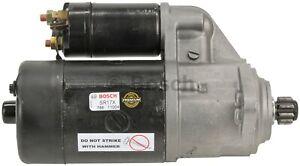 Bosch SR17X Remanufactured Starter Motor
