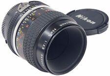 NIKON Ais 55mm 2.8 Micro-Nikkor