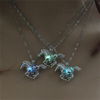 Jewelry & Watches Fashion Jewelry 22ST002 Alloy Horse Lady Cat unicorn Goldfish Beads Cage Locket 5pcs/cage