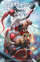 🚨🔥 HARLEY QUINN #75 KENDRICK KUNKKA LIM Trade Dress Variant Ltd 3000 Punchline