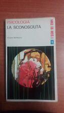 LIBRO PSICOLOGIA LA SCONOSCIUTA VIRGINIO DELL'AGNOLA I SEGNI DEI TEMPI 2° RIS 71