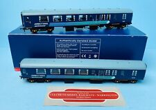 BACHMANN 39-000D 'OO' GAUGE BR MK2A BSO 'DRS ESCORT VEHICLES' COACH PACK (SET 1)