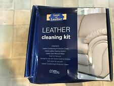 Land of Leather cleaning kit sofa cleaning kit