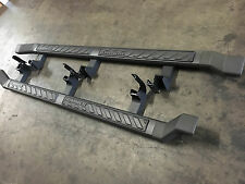 2009 2010 Hummer H3T Running Boards Nerf Step Rails New Oem 19166293 (Fits: Hummer)