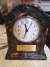 Linden Ceramic Mantel Clock Works