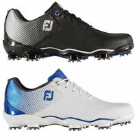 Footjoy DNA Helix Golf Shoes Mens Spikes Footwear