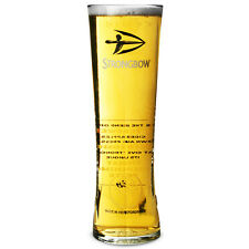 1 x New Design Strongbow Heritage Pint Glasses CE 20oz / 568ml