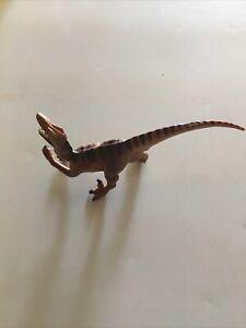 Vintage Utahraptor plastic animal By Safari Ltd.