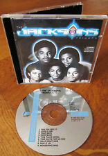 THE JACKSONS - TRIUMPH CD