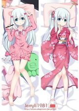 150*50cm エロマンガ先生 Izumi Sagiri Anime Dakimakura Body PillowCase Pillow Cover 59""