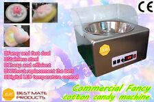 B.M CC-3801H New 1100W Fancy Commercial Cotton Candy Floss Maker Machine Party