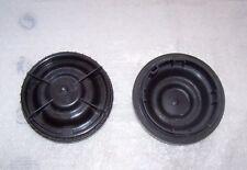 Volvo Headlight Caps (pair) S40 V40 S70 V70 C70 1996 to 2000 (Classic) 145222