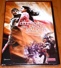 LA LEYENDA DEL LAGO MALDITO - DVD R2 - Precintada