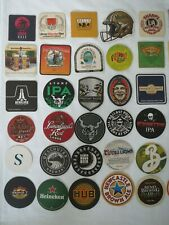 Craft Beer Coasters Wholesale Lot 35 Brand New Beer Brew Pub Brewery Coasters