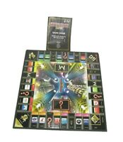 Monopoly Empire Replacement Pieces: Game Board & Rules Booklet