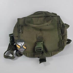 CONDOR 157-001 Olive OD E&E Evade&Escape Bag MOLLE Tactical Outdoor Bug-out Bag