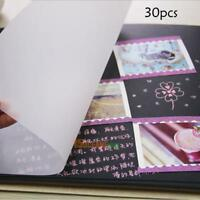 30pcs Tracing Paper Translucent Craft Copying Calligraphy Drawing Writing Sheet