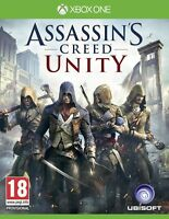 ASSASSIN'S CREED UNITY XBOX ONE - Instant Delivery 24/7, digital download