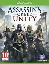 Assassin's Creed: Unity (Microsoft Xbox One) FREE DELIVERY