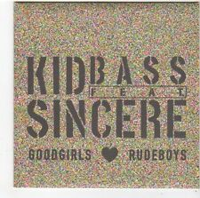 (FF92) Kid Bass Feat. Sincere, Goodgirls Love Rudeboys - 2008 DJ CD