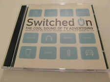 Switched On - The Cool Sound Of TV Advertising (2 x CD Album) Used Very Good