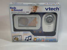 "Vtech VM341 Safe and Sound Video Full Color Video Monitor 4.3"" LCD Screen 341"
