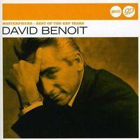 David Benoit - Masterpieces-Best of T [New CD] Germany - Import