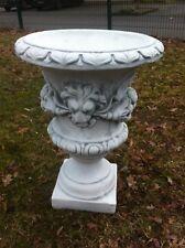 Pflanzkübel Set aus Steinguss
