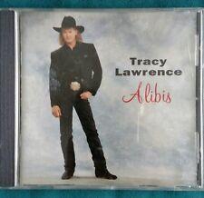 Alibis by Tracy Lawrence (CD, Mar-1993, Atlantic (Label))
