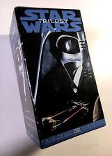 Star Wars — Triology — VHS 3 Tape Box Set, Empire Strikes Back, Return Jedi +