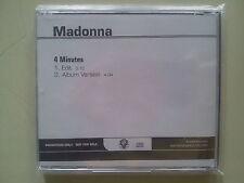 Madonna & Justin Timberlake - 4 minutes CD Edit & Album Version
