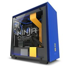 NZXT H700i Licensed Ninja Edition ATX Mid-Tower PC Gaming Case Tempered Glass
