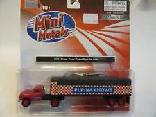 1:87 Classic Metal Works  USA Ford Truck  Purina Chows