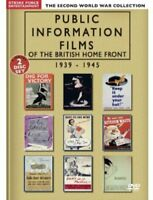 Public Information Films Of The British Home Front 1939-1945 [DVD][Region 2]
