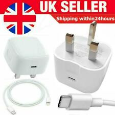 More details for 100% genuine ce charger/cable pd plug 20w for apple iphone 12 pro max 11 xr xs