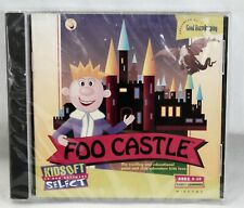 Foo Castle by O'Connor House Software CDROM 1992 Windows 3.1 Education