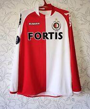 Match worn issue shirt maillot camiseta maglia Feyenoord Rotterdam Vlaar Holland