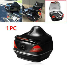 Motorcycle Trunk Box W/Taillight Fit for KTM BMW Kawasaki Honda Yamaha Triumph
