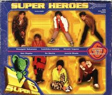 V6 - SUPER HEROES + BINGO CD - Japan BOX 2 CD - J-POP