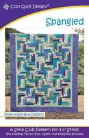 Spangled - Cozy Quilt Designs Quilt Pattern