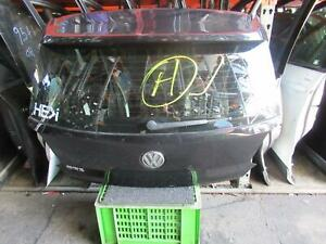VOLKSWAGEN POLO BOOTLID/TAILGATE TAILGATE, 6R, SPOILERED TYPE, 05/10-05/14 10 11