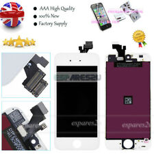 For iPhone 5 5G White LCD Display Touch Screen Digitizer Assembly Replacement UK