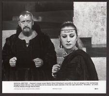 NICOL WILLIAMSON & HELEN MIRREN in EXCALIBUR 1981 Vint Orig Photo