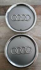 1 Stück von 2 Stück Audi Radmittelkappe Original Alufelgen 8 L 0 601 165 A