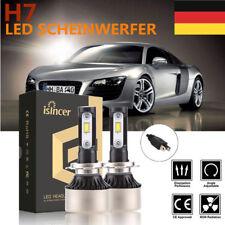 2x SINCER H7 LED Auto Scheinwerfer Canbusfehlerfrei Birnen Leuchte Lampen 6500K