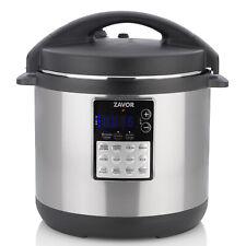 Zavor LUX Edge Multi Cooker, 6 qt, Stainless